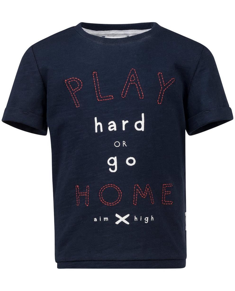 T-Shirts - Navy - Nachtblauw T-shirt